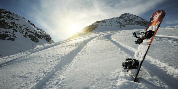 Сноубордисты предпочитают отдыхать в Финляндии