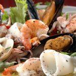 Морская кухня в Италии